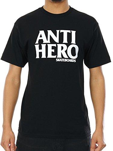 T-Shirt Anti Hero Blackhero Nero (S , Nero)