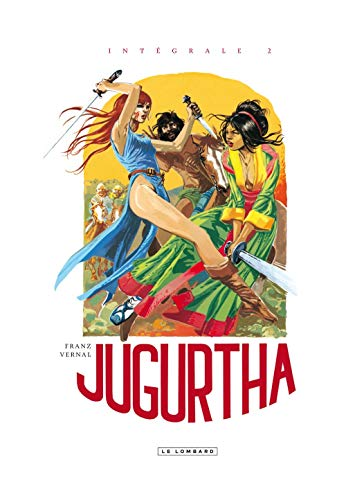 Intégrale Jugurtha - tome 2 - Intégrale Jugurtha 2