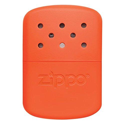 Zippo Hour Hand Warmer Orange, Each 40348 12 Stunden Handwärmer NA, M