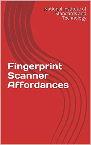 Fingerprint Scanner Affordances