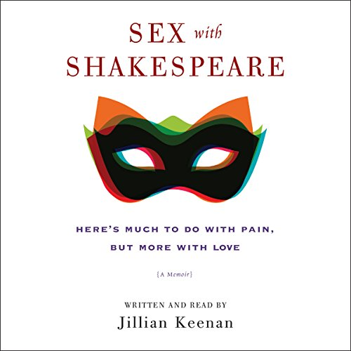 Sex with Shakespeare audiobook cover art