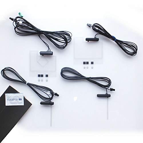 イクリプス 純正品 AVN-R8W GPS/地デジTV アンテナ コード Set (726