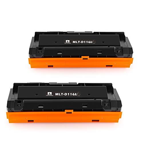 feier MLT-D116L Ersatz für Samsung MLT D116L MLTD116L Toner Kompatibel mit Samsung Xpress SL-Druckern M2675FN M2835DW M2885FW M2825ND M2875FD M2825FD M2825DW M2675 M2625 M2625D M2626 M2626D und M2676
