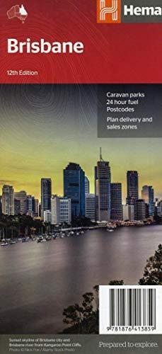 Brisbane 1:100 000