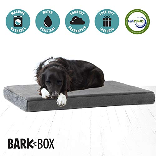 BarkBox Thick Dog Bed