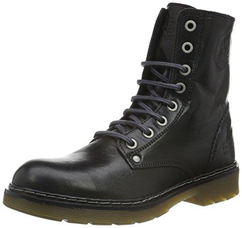 BULLBOXER Damen Stiefel Boots, 875M82701G, Gr. 37 EU, Schwarz (Black 2495)
