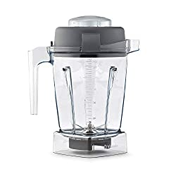 Vitamix 48-ounce low-profile container, model no. 56085
