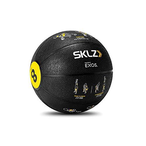 SKLZ Trainer 8-Pound Medicine Ball with...
