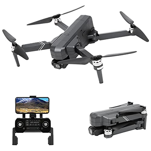 banapoy F11 4K Pro Drone, Drone Plegable, Cámara de Alta definición 4K Transmisión de Imagen 5G para Adultos Principiantes