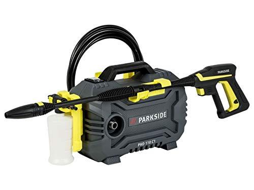 Idropulitrice PARKSIDE® PHD 110, compatta, molti accessori, 1300 W, 110 bar