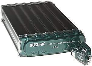Buslink CipherShield USB 3.0/eSATA FIPS 140-2 Level 2 HIPAA 256-bit AES Hardware Encrypted Desktop Hard Drive (5TB)