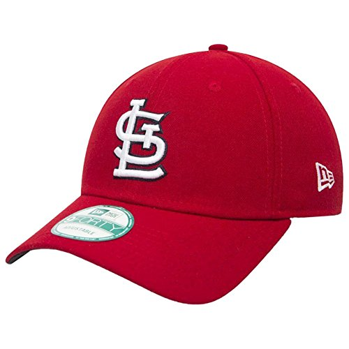 New era St. Louis Cardinals 9forty Adjustable Cap MLB The League Red - One-Size