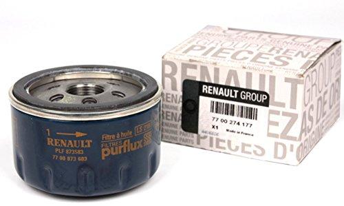 ORIGINAL Renault Ölfilter Motorölfilter 7700274177