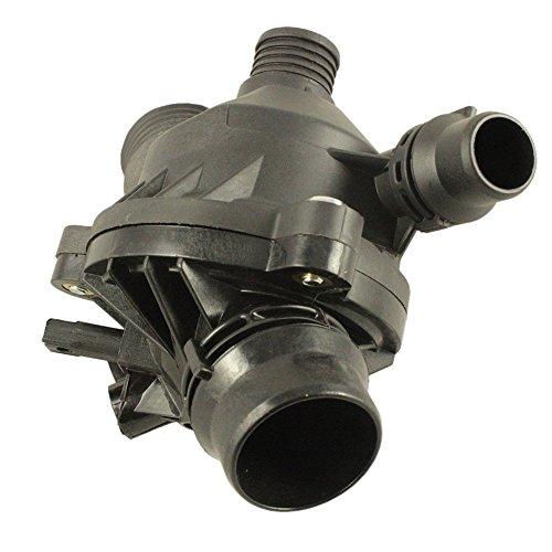 MOTOOS Thermostat Assembly with Housing Fit for BMW E90 E60 E65 E83 X 3 E85 Z4 11537536655 Replacement