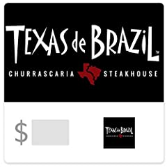 16 flame- grilled meats served tableside, 50-item gourmet salad area Ultimate caipirinhas, rare wines and much more Valid for food and beverages. Not valid outside of the continental United States. Use of card not valid with any other discounts or of...