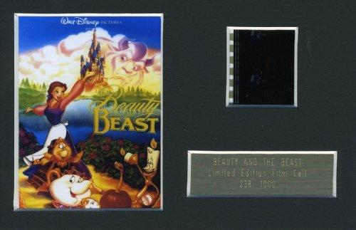 Fotogramma del cartone Disney La Bella e La Bestia