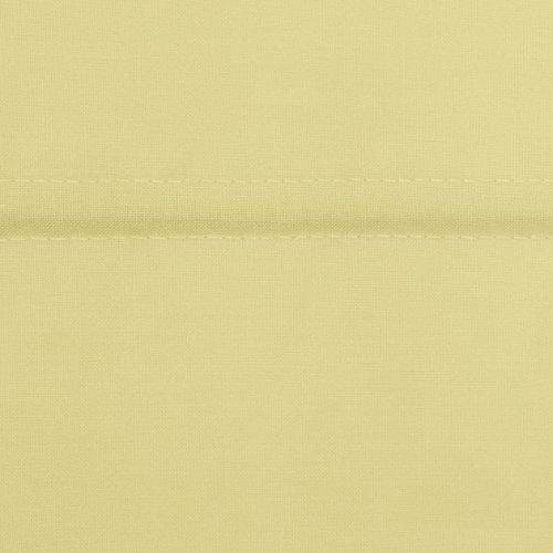 Lichtblick RTV.060.130.11 Raffrollo Klemmfix TOP, ohne Bohren, verspannt – Gelb 60 cm x 130 cm (B x L) - 5
