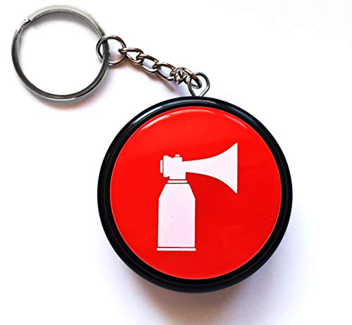 MOPAL Hype Airhorn Office Toy, Batteries Included -New
