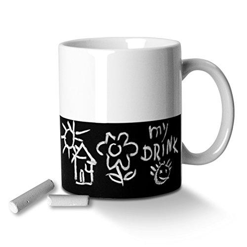 Invotis Tazas de café y té, cerámica