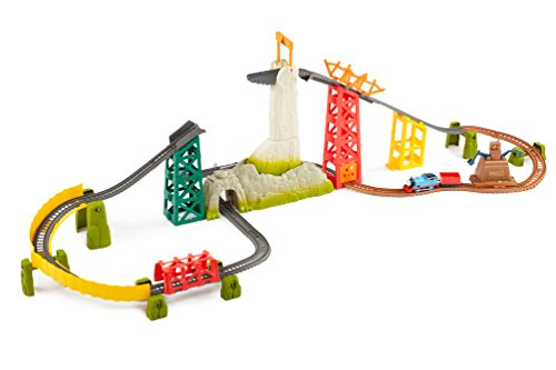 Fisher-Price Thomas The Train: Trackmaster Avalanche Escape Set トーマス アバランチ エスケープ 岩崩脱出セット フィッシャープレイス [並行輸入品]