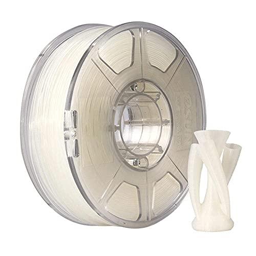 M I A Filamento in Nylon Filamento Stampante 3D PA Filamento, Precisione +/- 0,05 mm 1 kg Bobina, 3D Stampa Filamento per Stampanti 3D - 2,85 mm (Dimensioni: 1,75 mm)