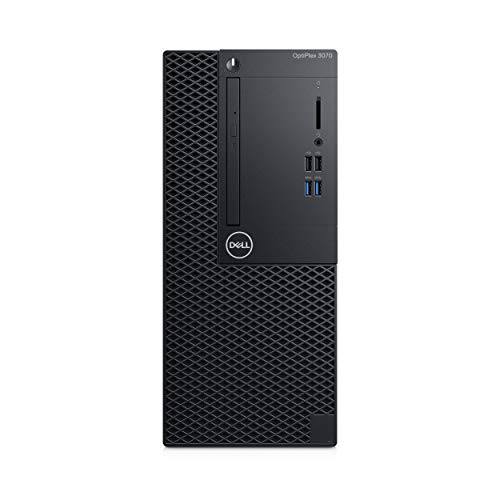 Dell OptiPlex 3070 MT - Intel Core i5-9500 - 8GB - 256GB SSD Negro Mini Tower PC