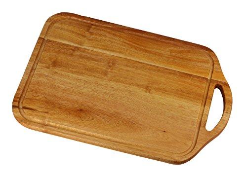 DELISH KITCHEN パール金属 調理用 まな板 マホガニー L 木製 CC-1350