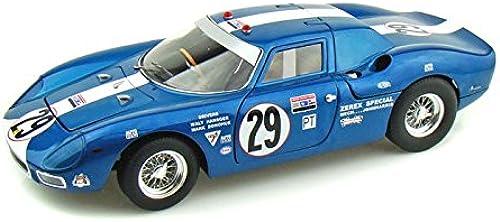 Ferrari 250 LM 12 Hours of Sebring 1965 1 18 Blau  29