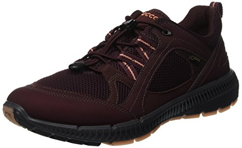 ECCO Damen Terracruise II Sneaker, Rot (Wine Muted Clay 51187), 37 EU