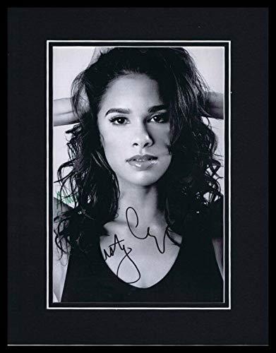 Misty Copeland Facsimile Signed Framed 11x14 Photo Display