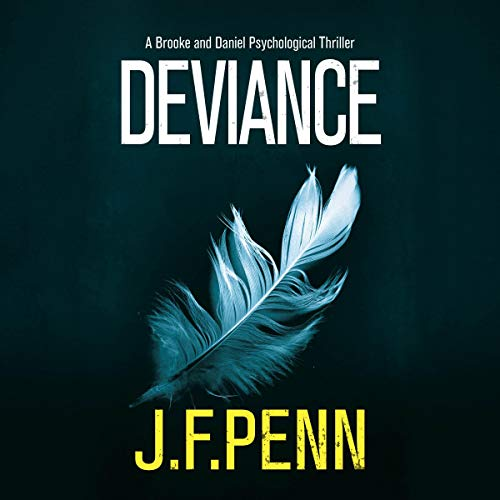 Deviance Audiobook By J.F. Penn cover art