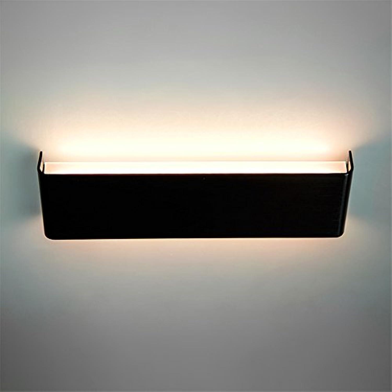 StiefelU LED Wandleuchte nach oben und unten Wandleuchten Hintere Schlafzimmer bedside led Wohnzimmer Balkon zu, ultra-dünne Wand Lampe