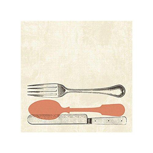 Servilletas Liuyu Cocina Inicio Mesa de Comedor Mantel Individual Mantel Mantel Mantel 33 * 33cm 250 Hojas / 1 Paquetes