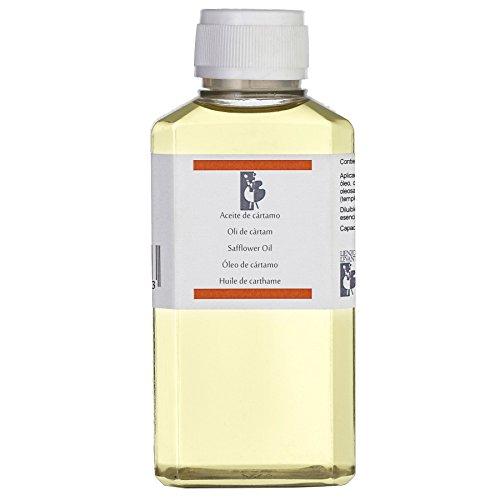 Lienzos Levante Aceite de Cártamo, Botella de 250 ml