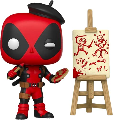 Funko ¡POP! Marvel: Deadpool Artist solo en GameStop