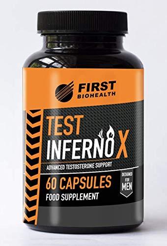 Test Inferno X Advanced Testosterone Booster