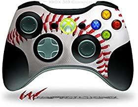 XBOX 360 Wireless Controller Decal Style Skin - Baseball (CONTROLLER NOT INCLUDED)