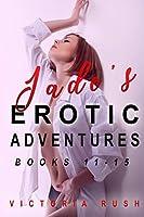 Jade's Erotic Adventures: Books 11 - 15 (Lesbian Voyeur BDSM Erotica) (Lesbian Erotica)
