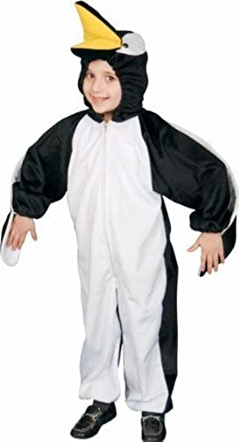 Penguin Plush Costume Set - Small 4-6 by Dress Up America