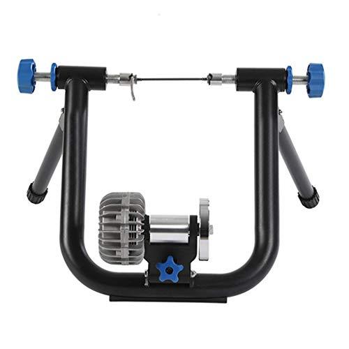 ZXYY Soporte para Entrenador de Bicicleta Entrenamiento para Cyclette Entrenador para Entrenamiento Estacionario Soporte para Entrenador para Bici Indoor Soporte para Entrenador para Bici 3, 3