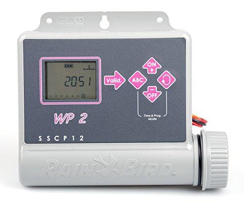 Rain Bird WP-2 Programador de riego, 0.15x0.08x0.25 cm