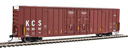 WALTHERS Spur H0 - 60\' High Cube Plate F Boxcar Kansas City Southern