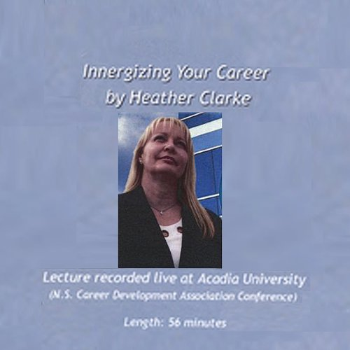 Innergizing Your Career audiobook cover art