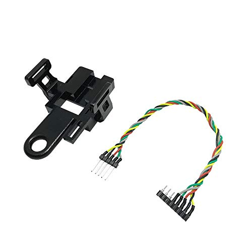 Vehicles-OCS News Motive-RC JR TX Module Adapter & Neck Strap Hook for Occus X-Lite R9M TBS Crossfire iRangeX IRX4 Multiprotocol JR Type TX