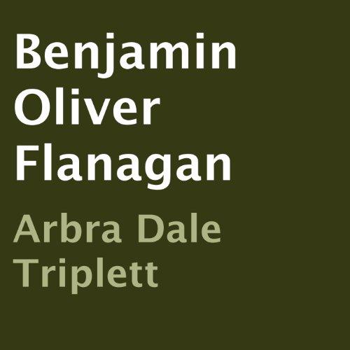 Benjamin Oliver Flanagan audiobook cover art