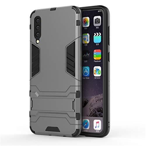 WASAIYE Geschikt for Samsung Galaxy A70 Mobile Phone Case, Anti-extreme duurzame beschermende Cover, schokbestendig Mobile Phone Case, ingebouwde mobiele telefoon 90 graden draaien Bracket