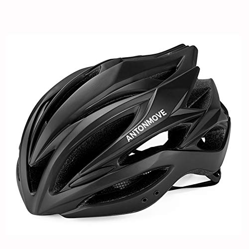 LXJ Cycling Helmet Mens Comfortable Breathable Road Bike Helmet Fully...
