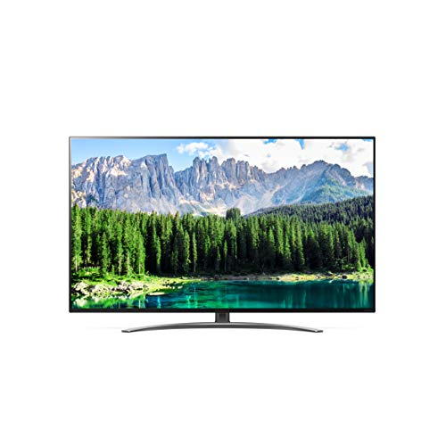 TV 55' LG NanoCell AI ThinQ 4K UHD 55SM8600PUA