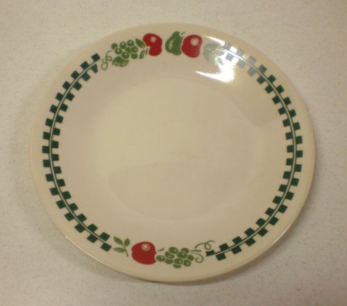 "Corelle - Farm Fresh - 6-3/4"" Bread & Butter Plates (Set of 4)"