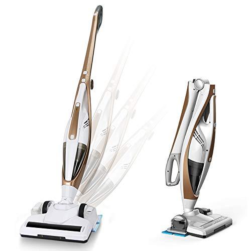 Big Save! Cordless Vacuum Cleaner, 4 in 1 Handheld Vacuum, High-Power 2000mAh Li-ion Rechargeable Ba...